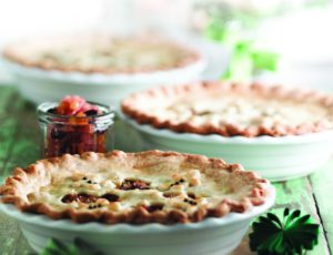 Rabbit Pie with Maple Sugar
