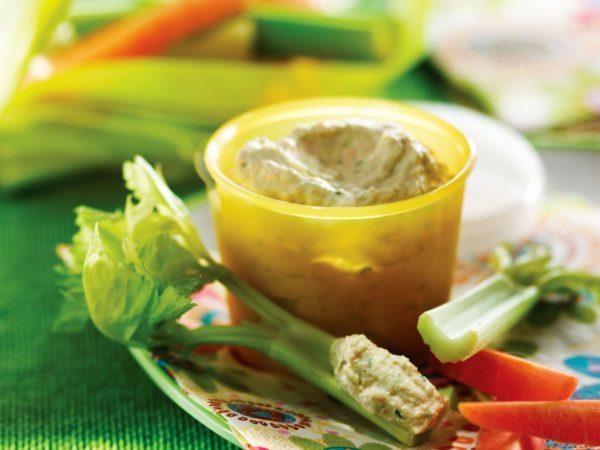 Recipe — Creamy Maple Tuna Dip