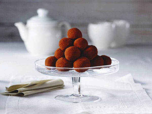 Recipe — Maple-Almond Truffles