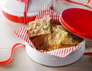 Recipe — Maple and Mozzarella Tuiles