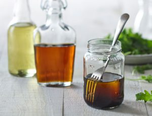 Balsamic Maple Dressing