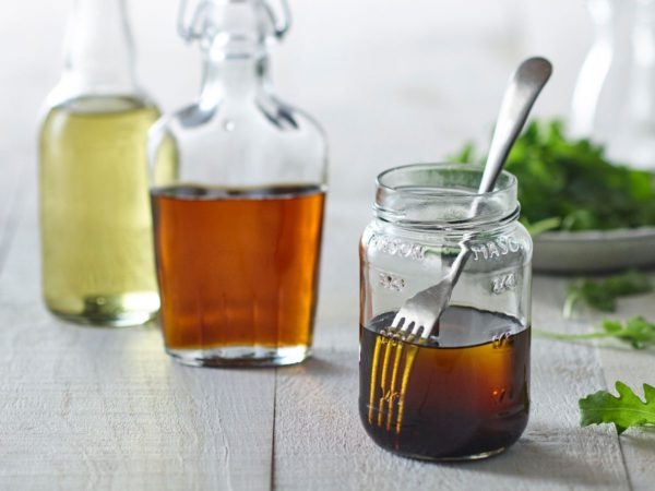 Recipe — Balsamic Maple Dressing