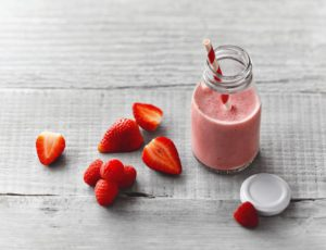Recipe — Fruit and Maple Smoothie
