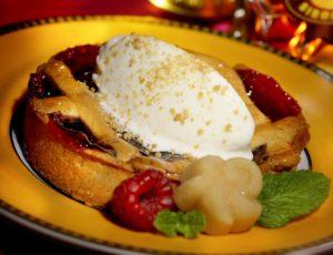 Recipe — Maple ant Nutmeg Frozen Yogurt
