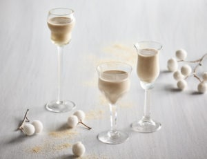Cashew-Maple Cream Cordial
