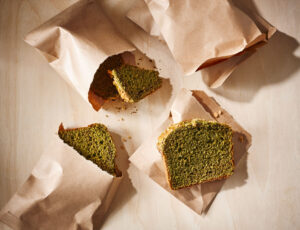 Maple Matcha Bread