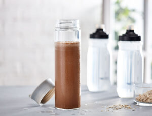 Maple, Coffee and Cocoa Smoothie