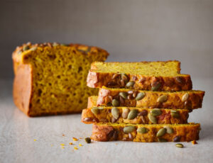 Maple-Cheddar Squash Bread
